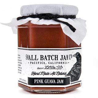 Small Batch Jam