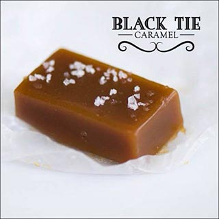 artisan specialty food Black Tie Caramel