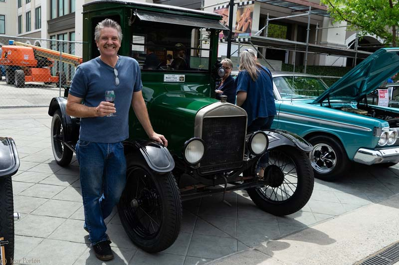 Car Show Owner With Ford Model T 2018 Lg