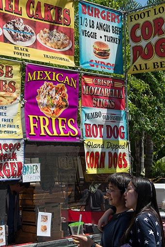food stand signs 2016