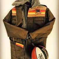 Luke Fraser Warriors jacket