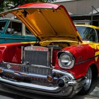 Classic Car Show: Chevy Bel Air