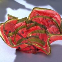 Margaret Dorfman watermelon vessel