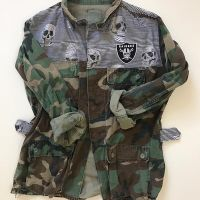 Luke Fraser Raiders jacket